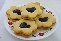 酥松的巧克力夹心饼干#长帝烘焙节#的做法