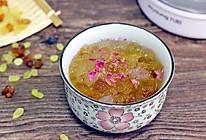 桃胶雪燕皂角米羹的做法
