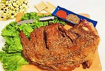 #肉食者联盟#烤羊排的做法