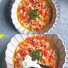 酸汤龙虾火锅鱼面