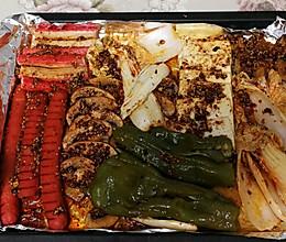 烤箱烧烤的做法