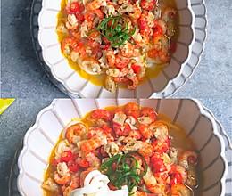 酸汤龙虾火锅鱼面的做法