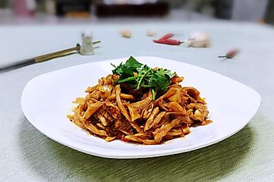 #憋在家里吃什么#簡單好吃的手撕雞