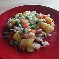 菠萝饭-营养全面能待客的做法图解12