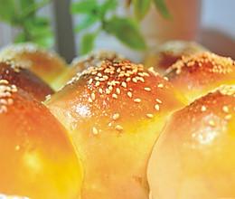 牛奶葡萄干面包的做法