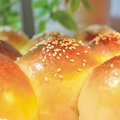 牛奶葡萄干面包