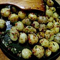 蒜香烤小土豆的做法图解4