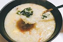 #太太乐鲜鸡汁芝麻香油#鲜香鸡肉粥的做法