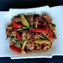 #我们约饭吧#干锅鸡胗