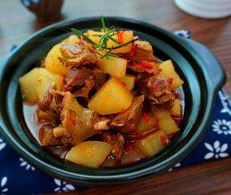 腊鸭炖萝卜----给你新年不一样的美味的做法