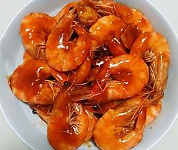 茄汁大虾(番茄大虾)的做法