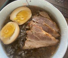 日式拉面中的叉烧的做法