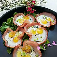 花样火腿鹌鹑蛋的做法图解5