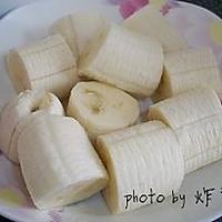 香蕉牛奶的做法图解2