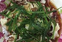 葱油鲜鱿鱼的做法