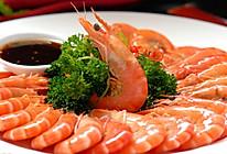 原汁原味的白灼虾的做法