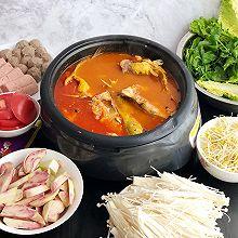 #冬天就要吃火锅#黔味酸汤鱼火锅