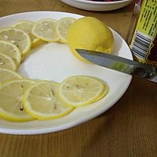 美白排毒柠檬茶