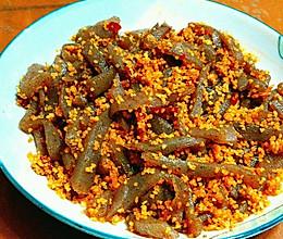 魔芋榨广椒的做法
