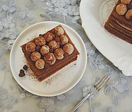 阿华田蛋糕(蛋糕卷换种卷法)的做法
