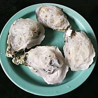 蒜蓉粉丝蒸生蚝的做法图解9