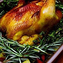 圣诞烤火鸡#圣诞烘趴 为爱起烘#