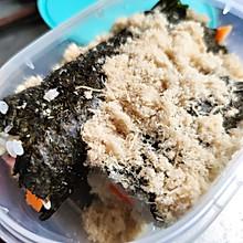 寿司自制肉松自制寿司醋