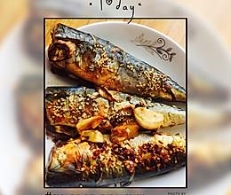 烤箱烤青鱼的做法