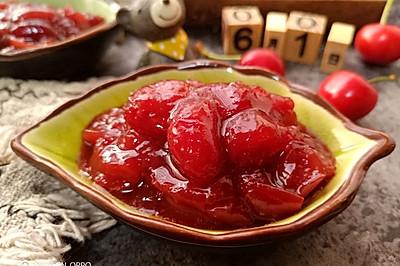 #童年不同样,美食有花样#樱桃果酱