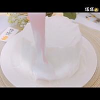 六寸芒果生日蛋糕蒸蛋糕的做法图解7