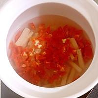 清爽开胃豆腐汤的做法图解4