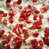 草莓芒果千层蛋糕的做法图解16