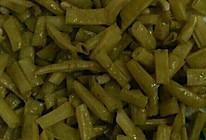 超简易自制酸豆角,腌豆角酸的做法