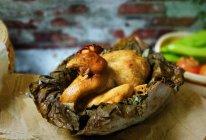 #肉食者联盟#香糯秋藕叫花鸡的做法