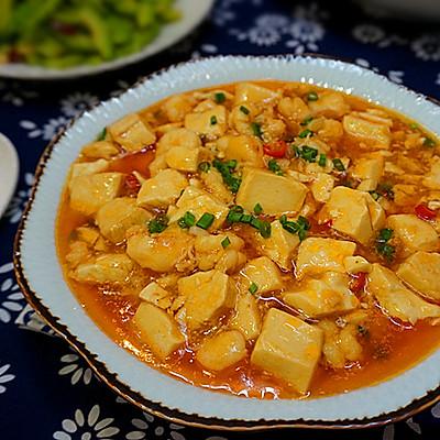 虾仁烧豆腐