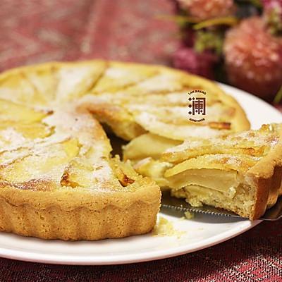 酸甜香酥的美式苹果派(8寸)
