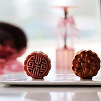 广式月饼(巧克力内陷)