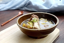 板栗大骨汤的做法