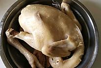 清蒸鸡的做法