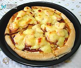 冬阴披萨的做法