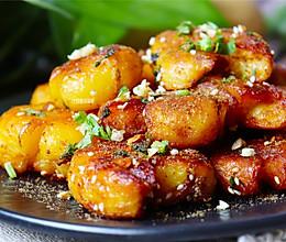 炕土豆的做法