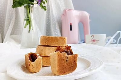 #母亲节,给妈妈做道菜#古早味凤梨酥