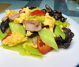 黄瓜不用凉拌 可以做木须肉吃的做法
