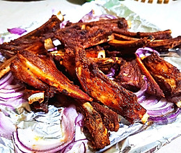 锦娘制——香烤羊排的做法