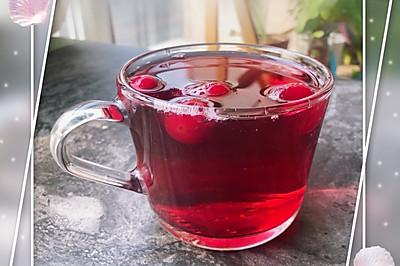 朗姆酒蔓越莓果汁