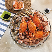 #美味快手菜#---海鲜荟萃(十分钟吃大餐)