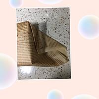 营养美味的芝士肉松三明治(含折纸法)的做法图解14