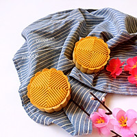 广式冰皮蛋黄月饼