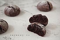 布朗尼裂纹曲奇饼干,内部蛋糕口感,简单快手一学就会的做法