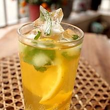 冰爽蜂蜜柠檬水